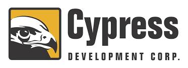 Cypress Development Corp. (OTCQB:CYDVF)