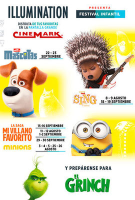 Festival Kids Illumination - Los Minions