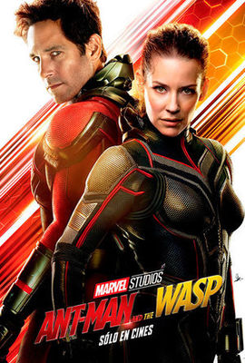 Marvel - Ant-Man and The Wasp