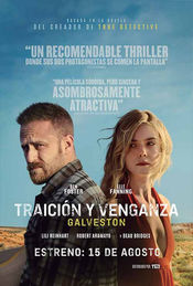 Traición y Venganza: Galveston
