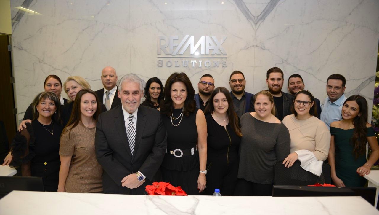 Photo Avec L'Équipe Nancy Forlini, l'union fait… le succès !