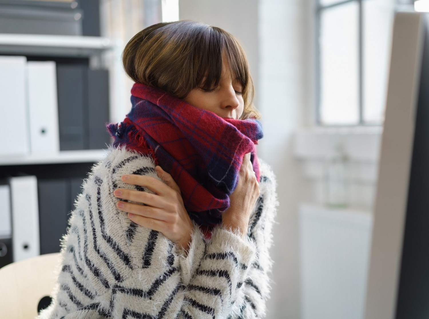 Photo 7 Tips to Stay Warm in Your House This Winter (Without Cranking Up Your Heating Bill!)