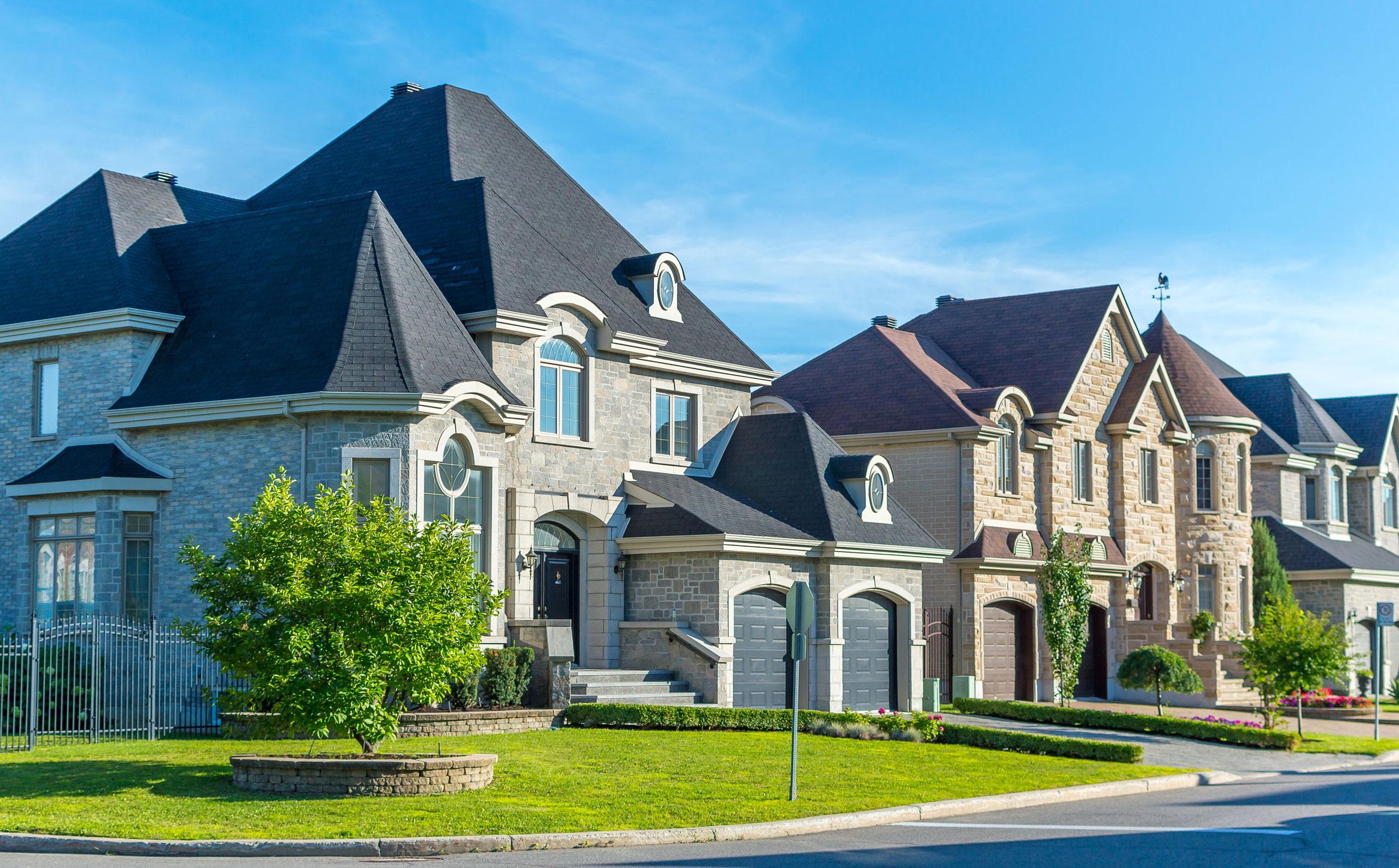 Photo Un marché favorable pour les maisons de luxes au Québec