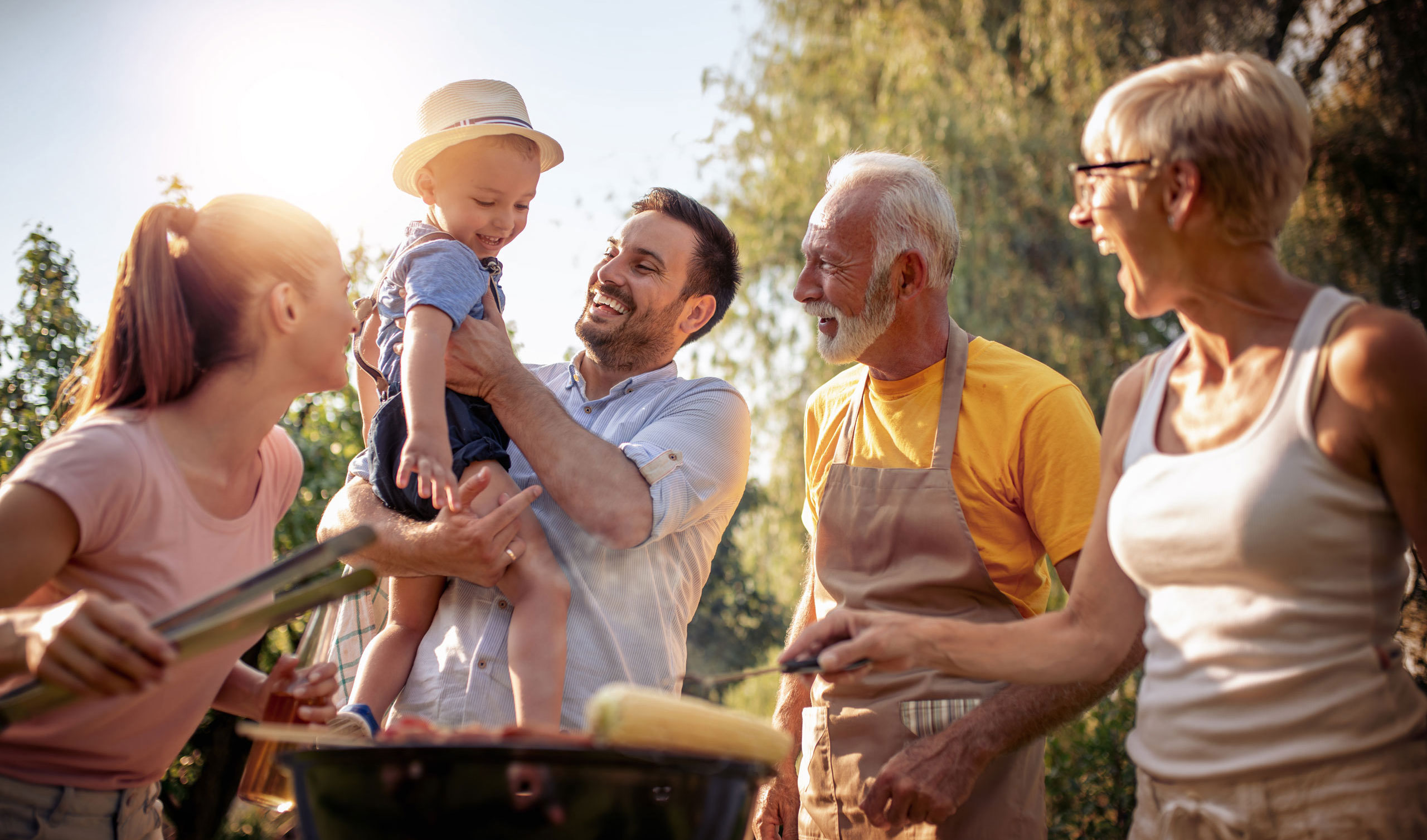 Photo 6 Reasons to Live in a Bi-Generational Home