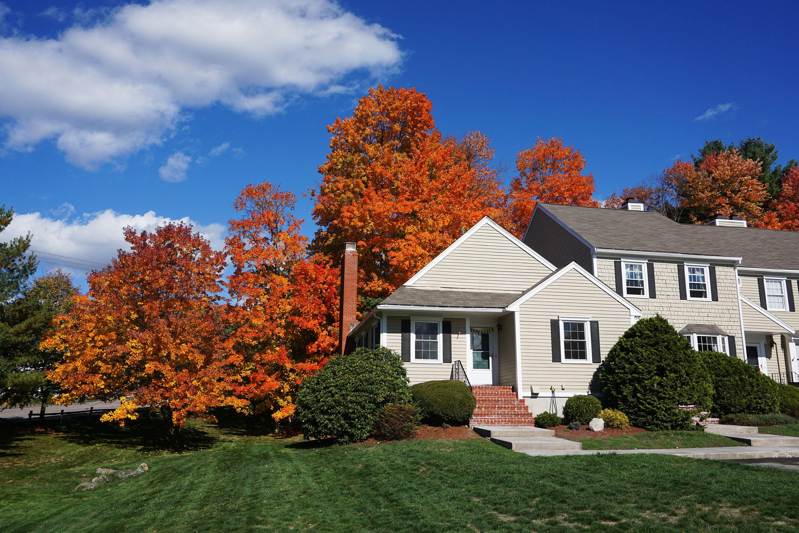 Photo Cet automne sera une période idéale pour vendre votre maison. Voici 7 les avantages spécifiques à ne pas négliger.