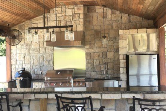 Outdoor Kitchens   Probuilt Patio Enclosures