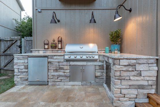Outdoor Kitchens | Probuilt Patio Enclosures