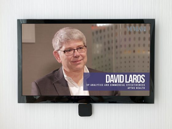 Interview with David Laros, VP of analytics & commercial effectiveness