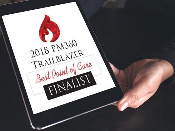 Aptus Health named finalist in 2018 PM360 Trailblazer Awards: Best Point of Care Solution
