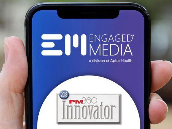 EngagedMedia named one of the most innovative divisions of 2018 by PM360 Magazine