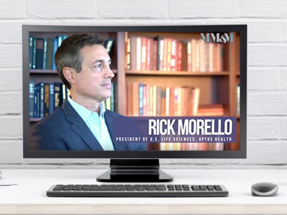 Interview with Rick Morello, President of U.S. Life Sciences