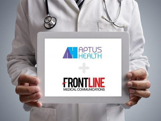 Aptus Health partners with Frontline Medical Communications