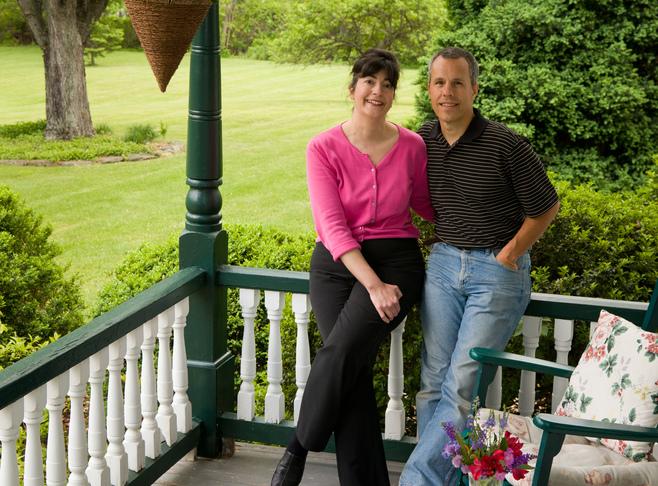 Orquida and Dan Ingraham Innkeeper Photo