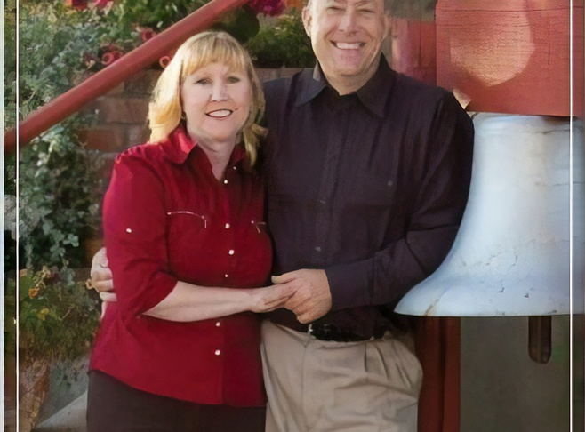 John and Tina Hough (Huff) Innkeeper Photo