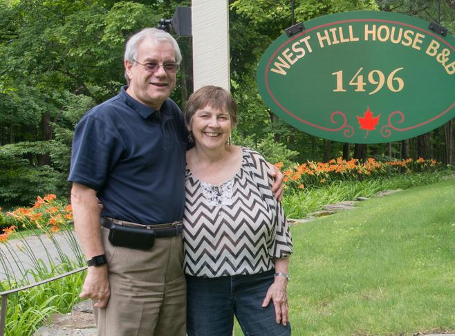 Susan & Peter MacLaren Innkeeper Photo