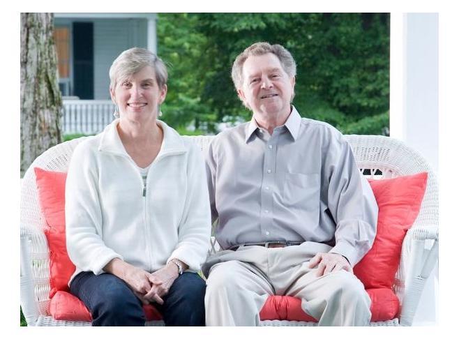 Judi & Walter Hauer Innkeeper Photo