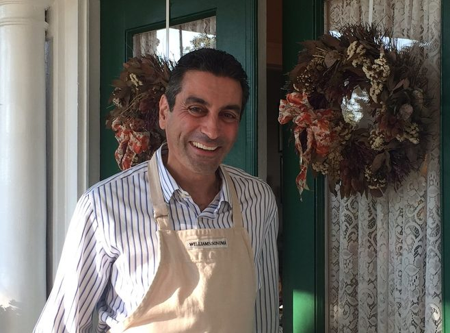 Nick Poulos Innkeeper Photo