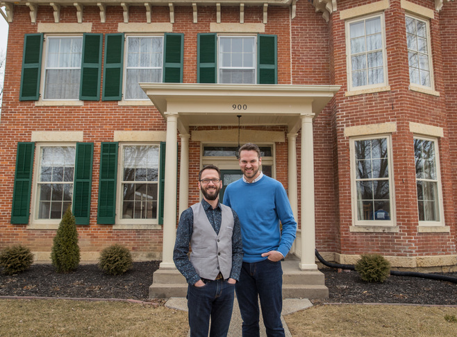 Robert & Douglas Mahan Innkeeper Photo