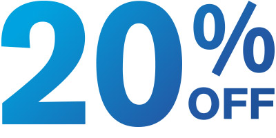 Cyber Monday 2017 - Take 20%