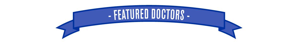 Featured Doctors