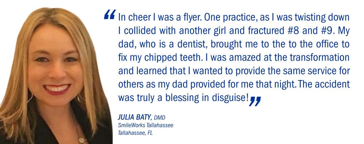 Julia Baty, DMD