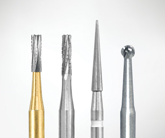 Carbides | Surgical Carbides - Brasseler USA