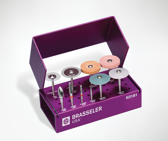 Procedure Systems | Bur Blocks | Dental Systems - Brasseler USA