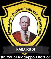 SIVAGANGAI DISTRICT CRICKET ASSOCIATION