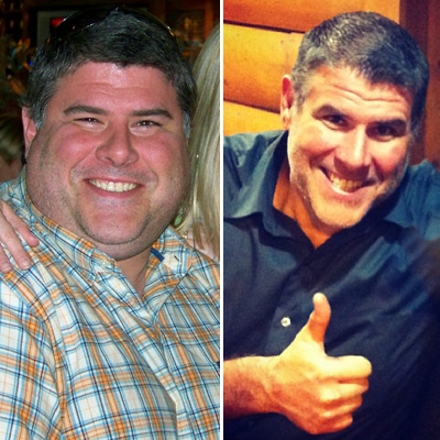 This Is What One Man Did to Lose 125 Pounds