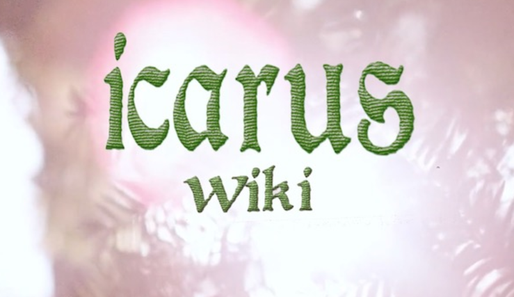 """Listen to """"Icarus"""" by Wiki"""