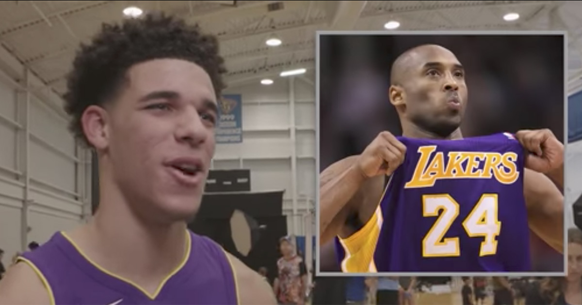 Watch: Kobe is the Lakers' all-time leader in steals (and other trivia..