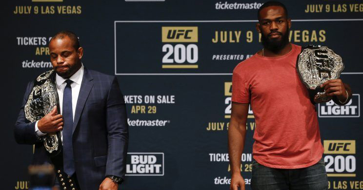 The Mayweather-McGregor hype train is hurting Jones-Cormier II and UFC 214