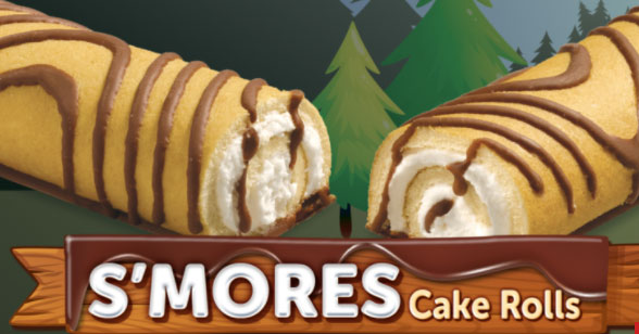 S'mores Cake Rolls Are Officially In Stores Across The U.S.