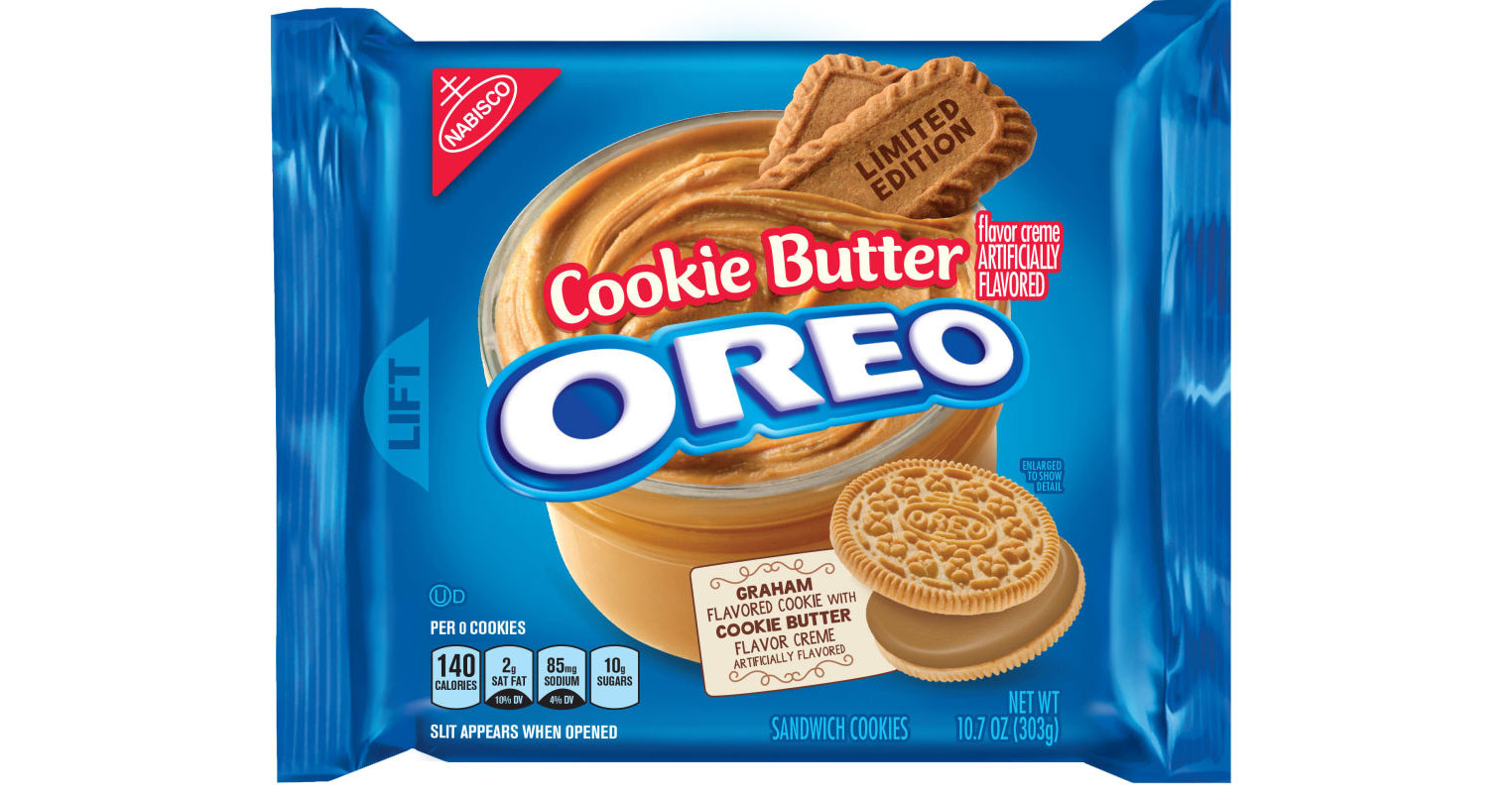 Cookie Butter Oreos Are Coming To Stores Next Week!