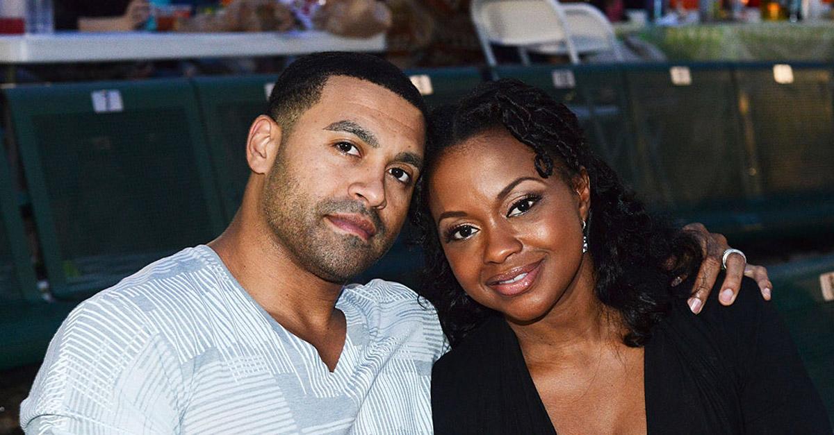 VIDEO: RHOA Star Phaedra Parks Confirms She's Divorcing Apollo Nida