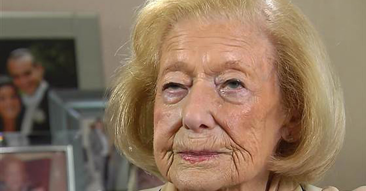 On Anniversary of Auschwitz's Liberation, 90-Year-Old Survivor Remembers Living Through the Gas Chamber