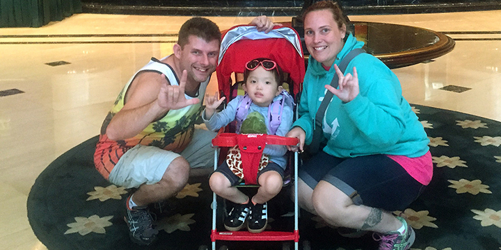 Deaf Couple to Adopt Second Deaf Child from China After Miscarriages