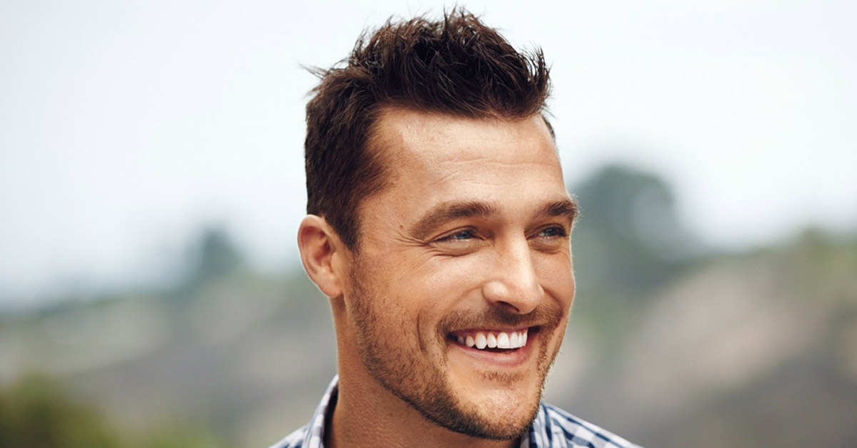 The Bachelor's Chris Soules: 'I'm in Love!'