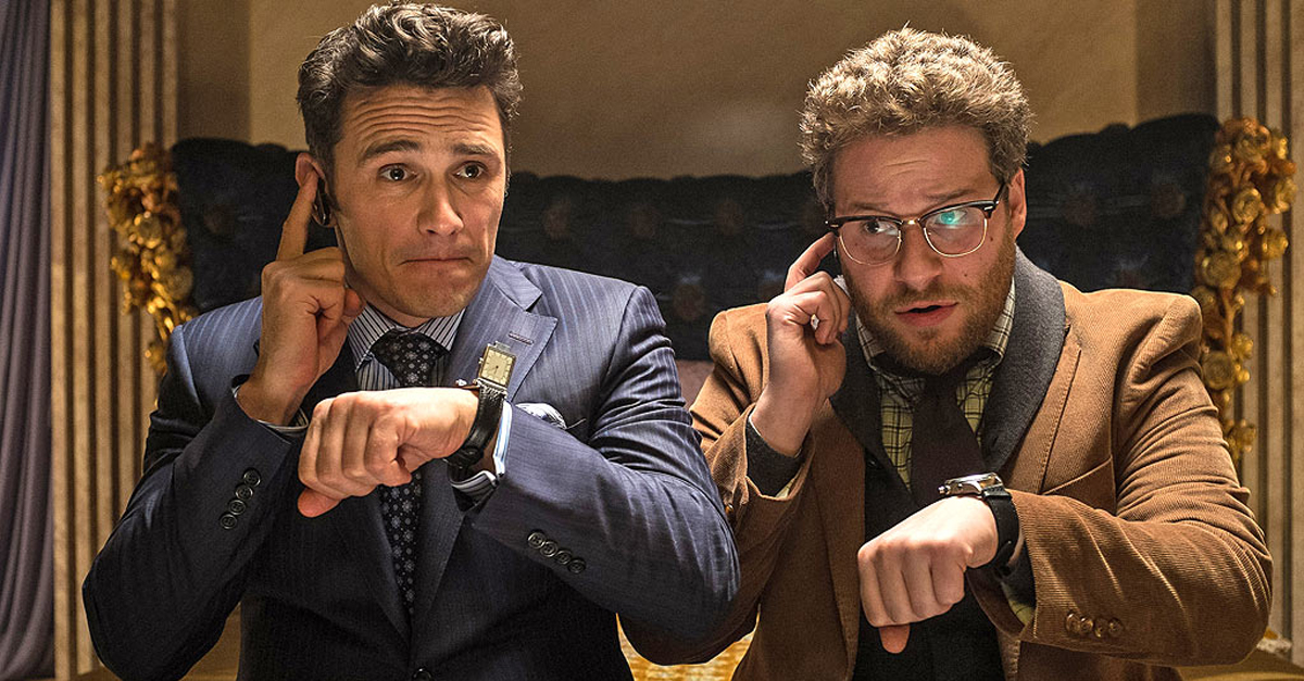 Sony Cancels Release of The Interview