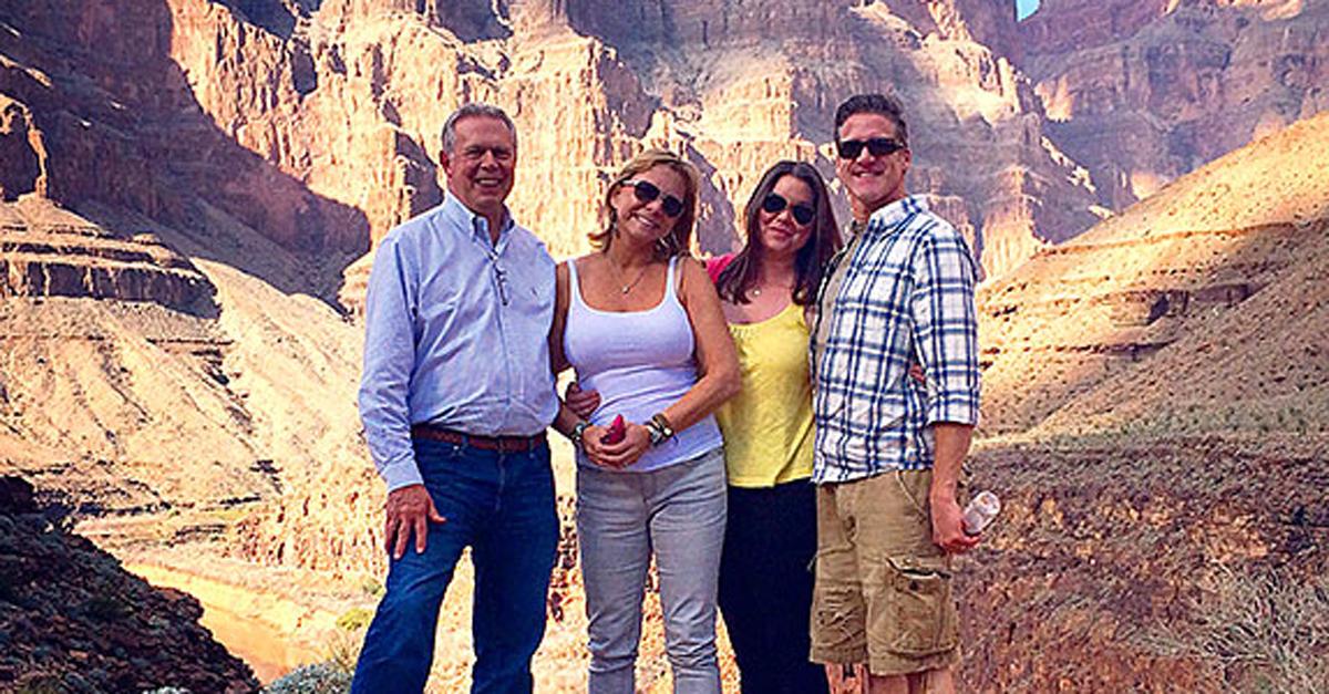 Terminally Ill Brittany Maynard Realizes a Final Wish, Visits Grand Canyon