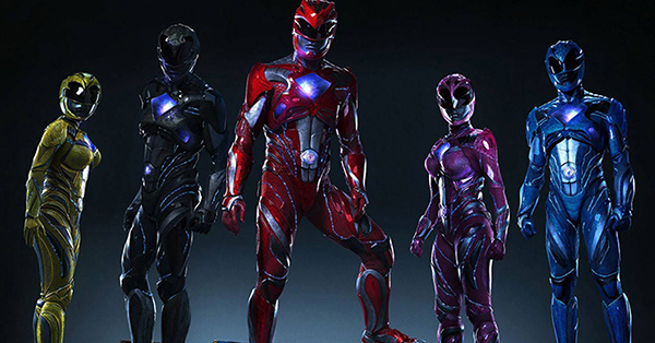 The Power Rangers Introduces Its First Gay Character