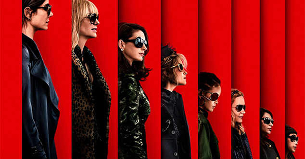 No, That Isn't Amal Clooney in the Ocean's Eight Poster