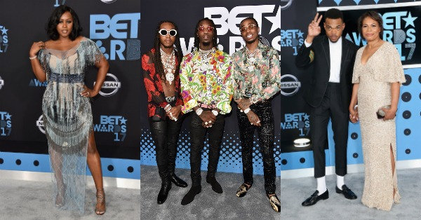 BET Awards 2017 Winners: The Complete List