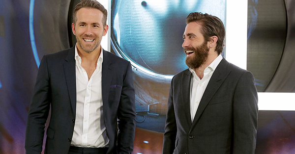 Blake Lively Put Ryan Reynolds in the ''Dog House''