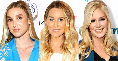 Here's How The Hills Stars Are Preparing for Motherhood