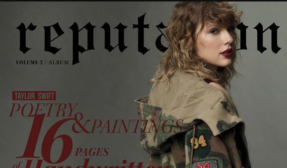 Listen to Taylor Swift's New Song Gorgeous