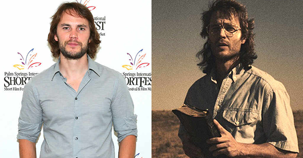 Taylor Kitsch Lost 30 Pounds to Play Cult Leader David Koresh