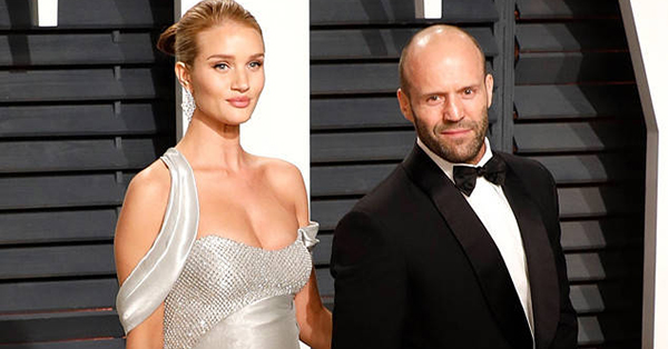 How Rosie Huntington-Whiteley & Jason Statham Are Prepping for Baby