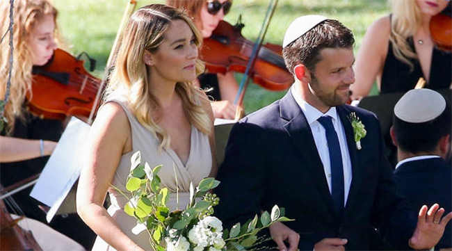 Lauren Conrad Serves as Bridesmaid Again 6 Weeks After Giving Birth