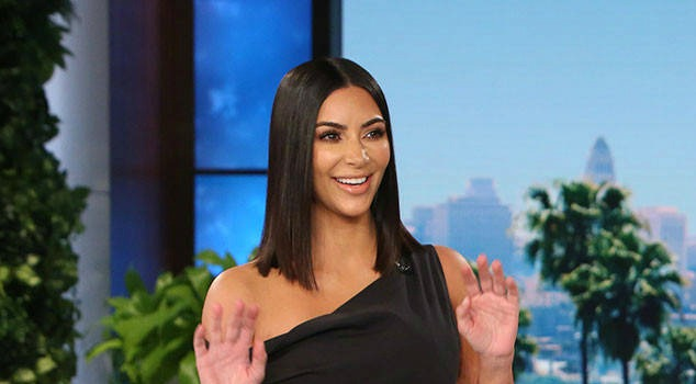 Kim Kardashian Cries in First TV Interview Since the Paris Robbery